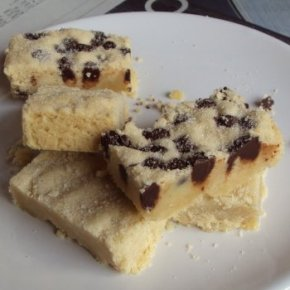 Melt-in-the-mouth Shortbread