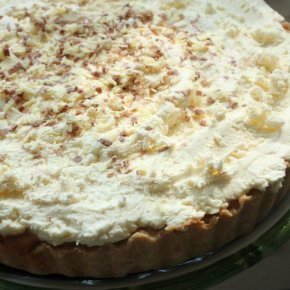 Easter + Banoffee Pie