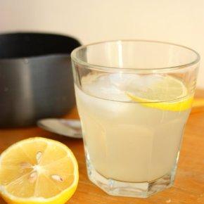 Simple Home-made Lemonade