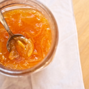 Clementine (or indeed any member of the mandarin family) Marmalade