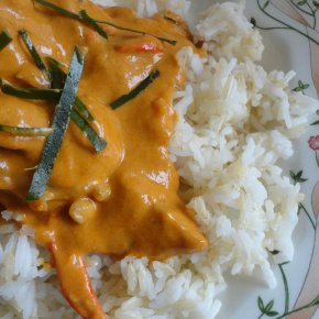 Chicken Panaeng Curry(พะแนงไก่)