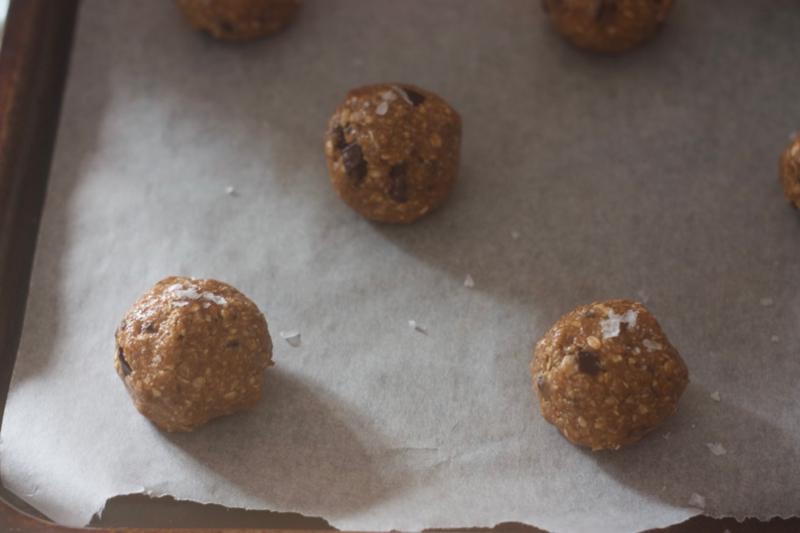 cookie dough mixture